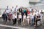Vodní nádrž Naděje z dílny kladenských studentů získala bronz.