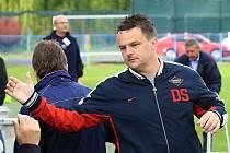 Jaroslav Peřina //  SK Kladno - FC Hlučín  3:0 (2:0)  , utkání 26.k. 2. ligy 2010/11, hráno 15.5.2011