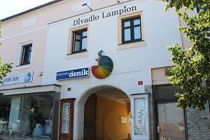 Divadlo Lampion v Kladně.