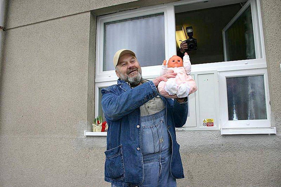 Ludvík Hess, zakladatel babyboxů v České republice.