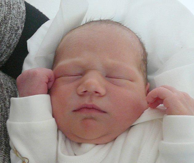 Marek Pácal, Kladno. Narodil se 2. ledna 2017. Váha 3,23 kg, míra 49 cm. Rodiče jsou Andrea Duspivová a Lukáš Pácal (porodnice Kladno).