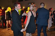 Tuchlovičtí pořádali první ples obce.