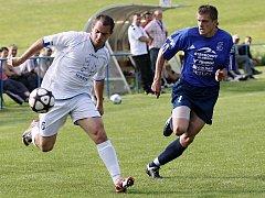 SK Doksy - AFK Tuchlovice 2:2 (2:1), utkání I.A. tř., 2010/11, hráno 29.5.2011