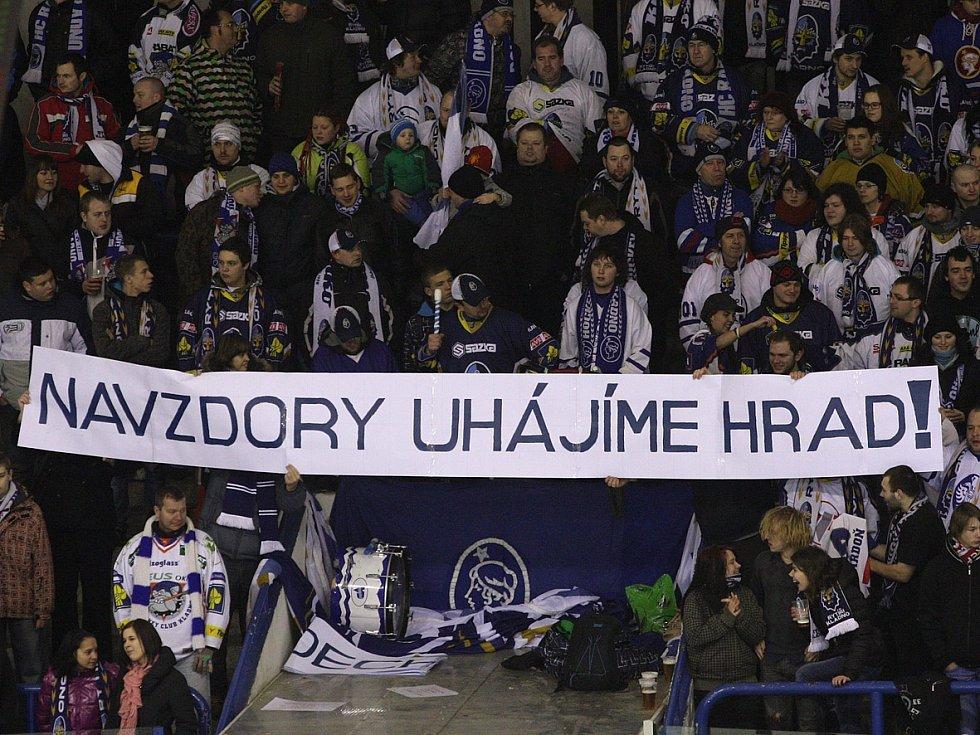 Rytíři Kladno - HC Kometa Brno, 41. kolo ELH 2012-13, 17.1.13