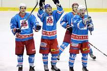 Slánští Lvi se radují, postoupili do finále krajské ligy