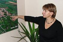 Starostka Smečna Pavla Štrobachová vstupuje do třetího volebního období