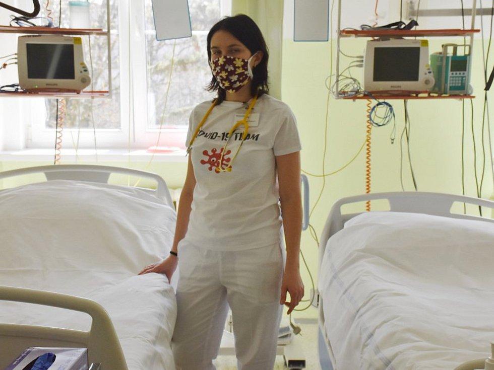 Nemocnice Slaný je plně vyzbrojena na boj s koronavirem.