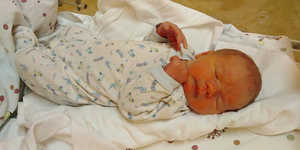 Michal Svoboda se narodil 4. ledna 2021 v 9. 54 hodin v Čáslavi. Pyšnil se porodní váhou 3800 gramů a délkou 50 centimetrů. Doma v Cholticích se z něj těší maminka Radka a tatínek Vojtěch.