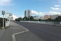 Sítenský most v Kladně.