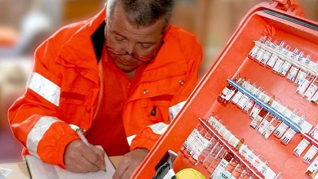 Martin Houdek zachraňuje lidské životy už více než dvacet let.