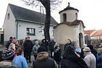 Letošní seriál setkání radnice s občany odstartoval v Kladně na Vyšehradě. Foto: MMK/Michal Moravec
