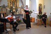 Ve víru flamenca aneb Španělské poblouznění. Koncert v Tuchlovicích.