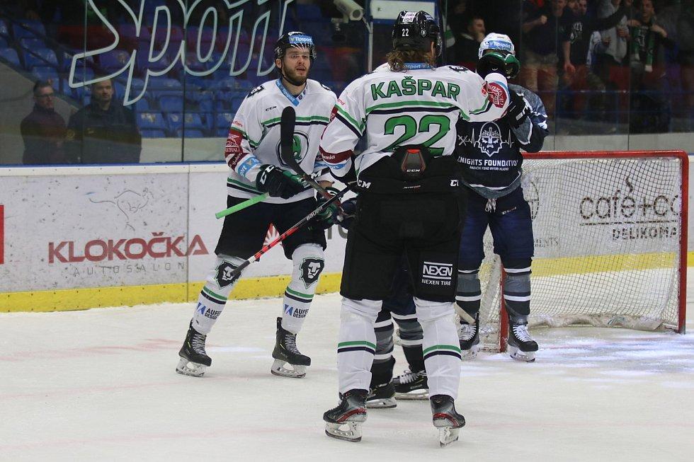 Kladno proti Mladé Boleslavi nastoupilo v úterý 3. Března v černých nadačních dresech.