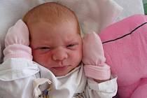 Eliška Graňáková, Kladno. Narodila se 10. května 2012. Váha 3,56 kg, míra 49 cm. Rodiče jsou Kateřina Bodyová a Jaroslav Graňák. (porodnice Kladno)