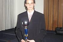 Michal Kudrna už v anketě jednou uspěl.