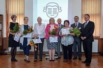 Slavnostní předávání - Středočeský Kramerius 2018