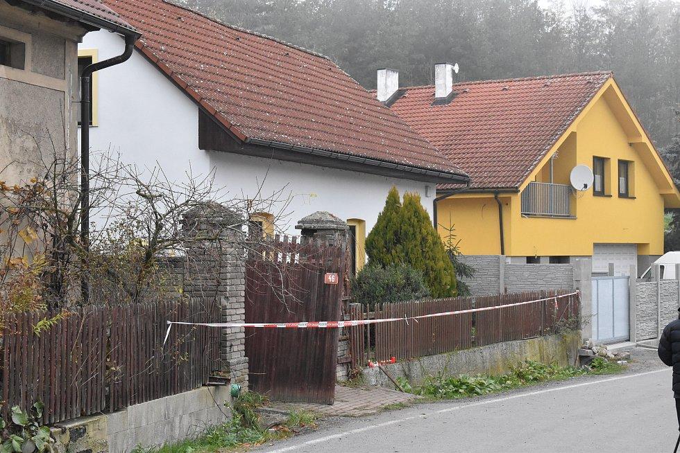 V obci Líský den po rodinné tragédii.