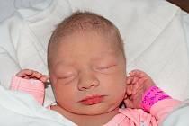NINA GUTWALDOVÁ, KLADNO. Narodila se 14. září 2020. Po porodu vážila 3,02 kg a měřila 50 cm. Rodiče jsou Nikola Gutwaldová a Michal Gutwald. (porodnice Slaný)