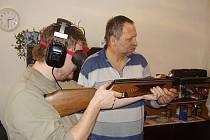 Nevidomí jsou opravdoví mistři ve střelbě