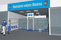 Vizualizace nového Czech POINTu v Oáze.