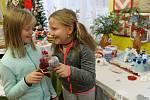 Kladenská Fontána uspořádala vánoční výstavu.