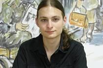 Martin Palounek je absolventem gymnázia.