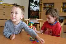 Školní rok začal v Mateřské škole v Lánech opravdu nově. Na děti čekali vymalované a nově vybavené třídy.