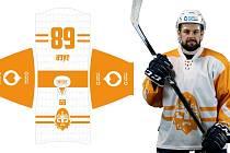 V projektu O kapku lepší hokej  nastoupí Rytíři Kladno proti Frýdku Místku v oranžových dresech. představuje ho Rostislav Marosz