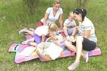 Piknik v Zooparku Zájezd.