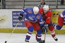 Hokejisté Slaného přešli přes Jesenici.