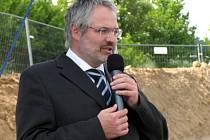 Primátor Kladna Dan Jiránek získal od SK Kladno nové informace. Podle mluvčího Viléma Frčka šokující.