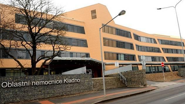 Centrum akutní medicíny kladenské nemocnice.