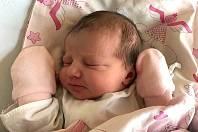 ELIŠKA JÁNSKÁ, PLETENÝ ÚJEZD. Narodila se 27. ledna 2019. Po porodu vážila 3,14 kg a měřila 48 cm. Rodiče jsou Martina Jánská a Lukáš Jánský. (porodnice Kladno)