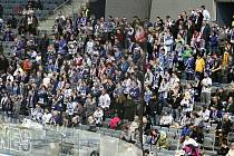Kladenští fanoušci pomohli zaplnit O2 arenu