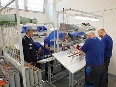 Věznice Vinařice poskytuje odsouzeným nové pracovní příležitosti.