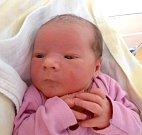 KAROLÍNA ZELENKOVÁ, SLANÝ. Narodila se 19. června 2017. Váha 3,75 kg, míra 50 cm. Rodiče jsou Šárka a Jaroslav Zelenkovi (porodnice Slaný).