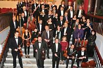 Kladenský symfonický orchestr.