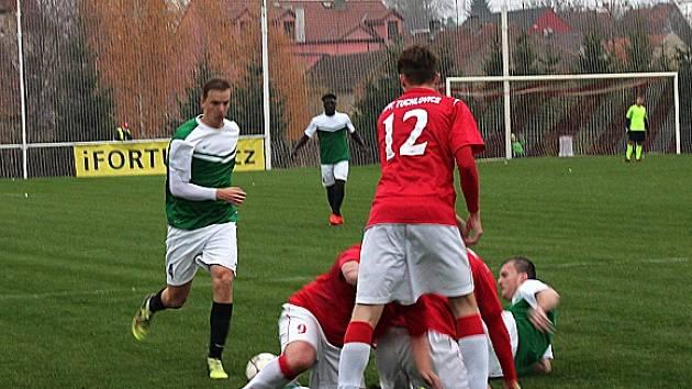 Tuchlovice zachránily derby se Lhotou, vítězí na penalty.