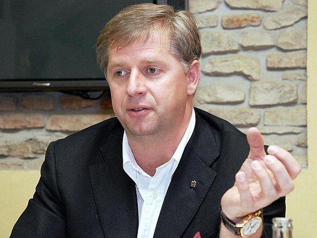 Petr Bendl (ODS).