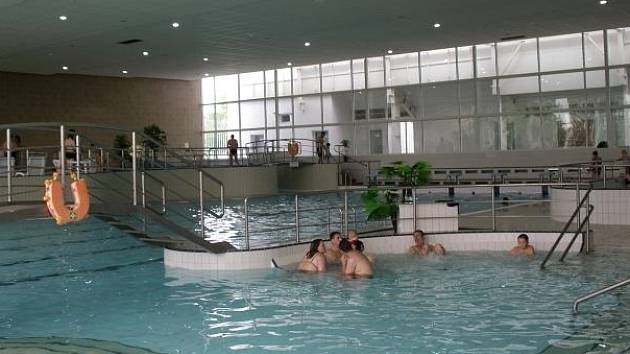 Aquapark ve Slaném
