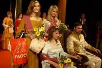 Oblastní kolo soutěže Dívka 2009 se v sobotu odpoledne uskutečnilo ve Slaném.