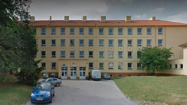 Základní škola v Rozdělově.