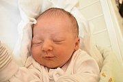 MATYÁŠ KŘIVÁNEK, PCHERY. Narodil se 13. ledna 2018. Po porodu vážil 3,45 kg a měřil 50 cm. Rodiče jsou Petra Křivánková a David Křivánek. (porodnice Kladno)