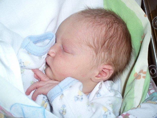 Václav Konývka, Kladno. Narodil se 26. března 2013. Váha 3,25 kg, míra 50 cm. Rodiče jsou Olga Krulišová a Ondřej Konývka (porodnice Slaný).