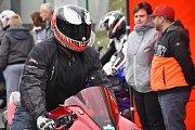 Motorkáři zahájili novou sezonu.