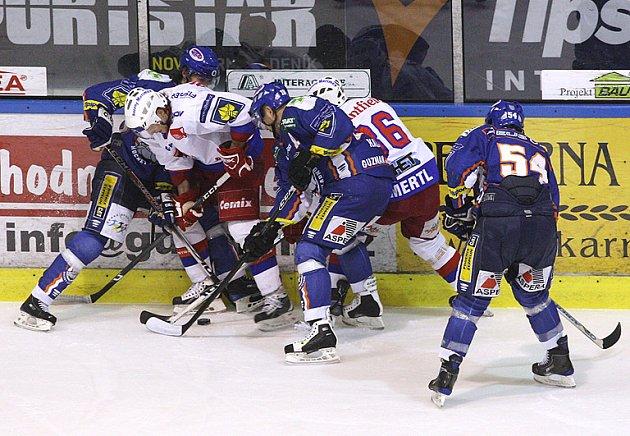 ELH play-out   9 kolo Kladno - Č. Budějovice