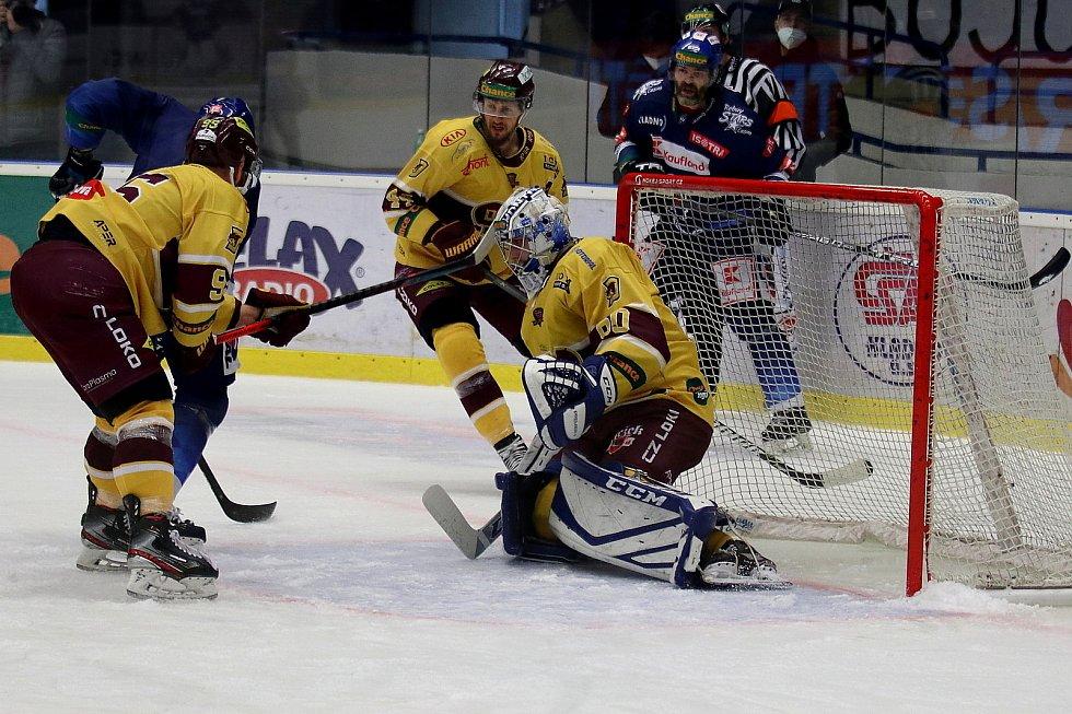 Finále Chance ligy Kladno - Jihlava, druhý zápas