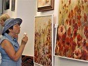 Galerie V Troubě hostí další salon až do soboty.