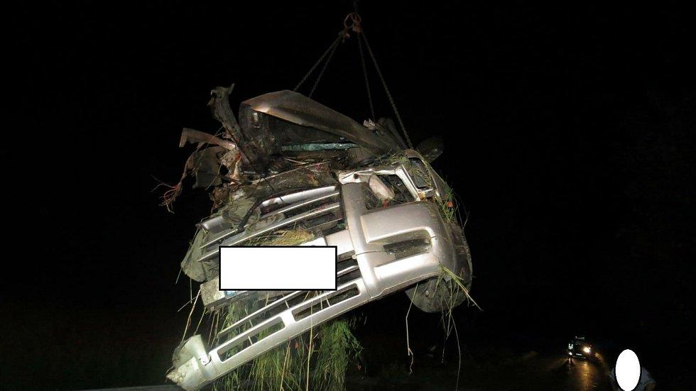 Nehoda u Svárova.