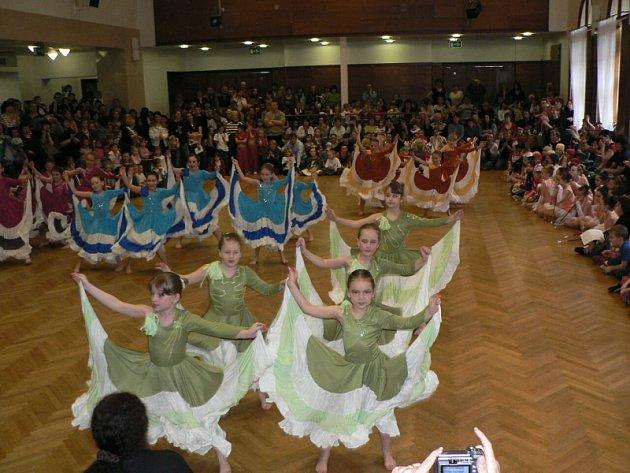 Slánské tančení 2009